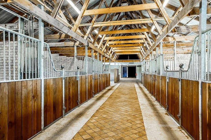 Ahlberga stall
